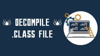 How to decompile .class file