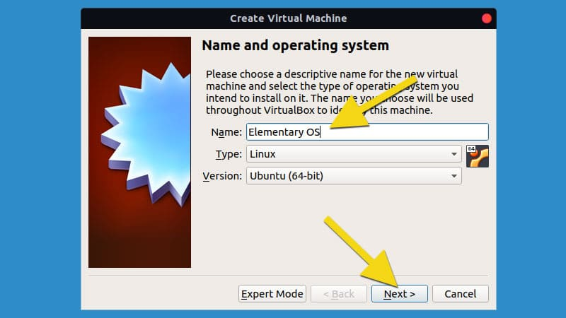 Setting up virtual host