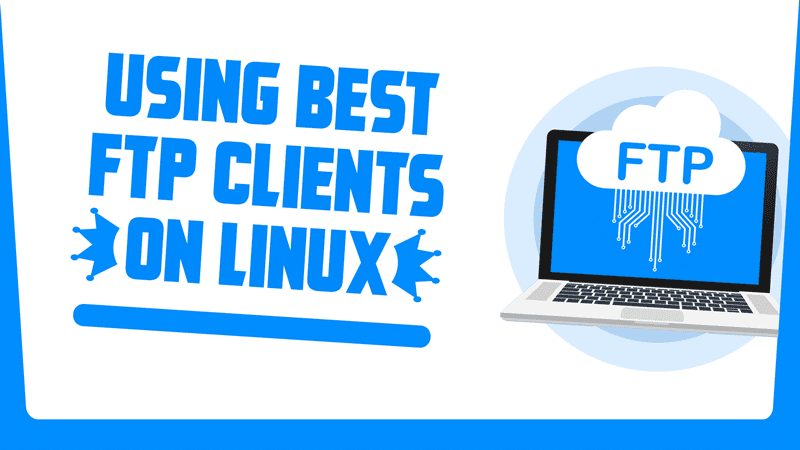 Using best ftp clients on Linux