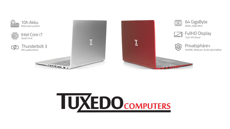 Linux-systems-by-Tuxedocomputer