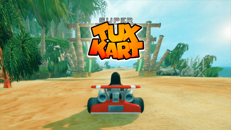 Install SuperTuxKart On Linux