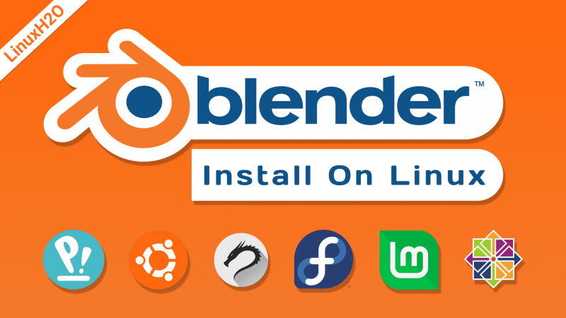 How to install Blender on Linux