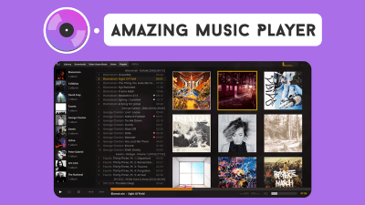 Tauon - an amazing music player for Linux
