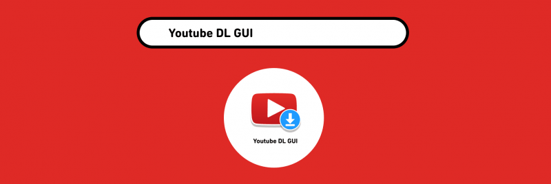 Searching in application menu for Youtube dl gui
