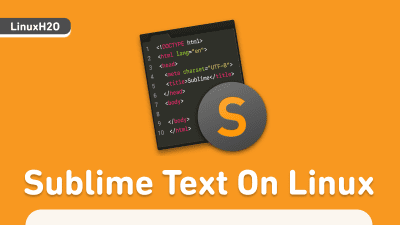 Installing Sublime text editor on Linux