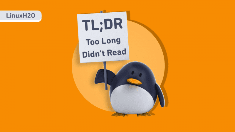 TLDR - Makes it easier to understand man pages