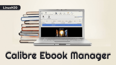 Calibre ebook manager for Linux