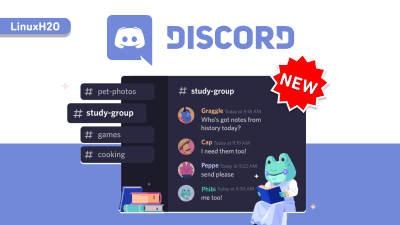 Discord thumbnail on Linux